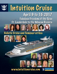 Sail to exotic ports with inspired presenters with wonderful new friends.